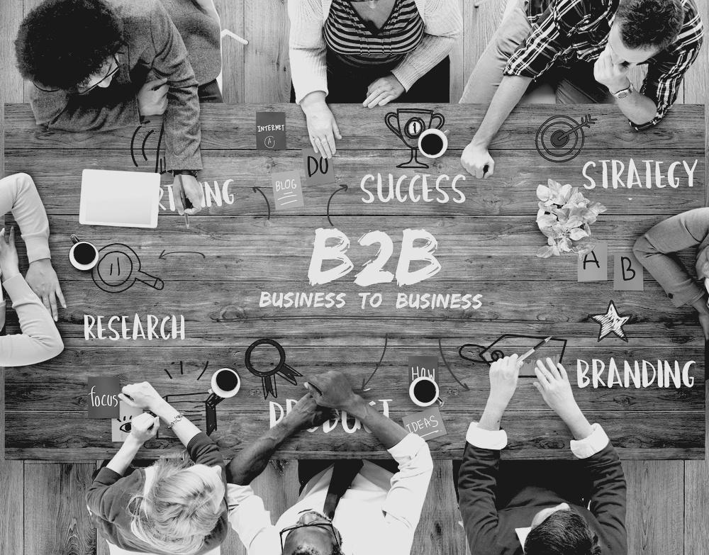 b2b brand development