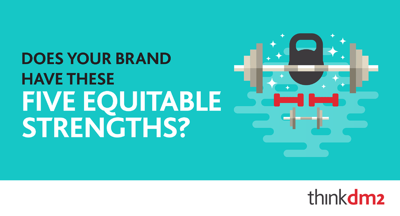 does your brand have these five equitable strengths