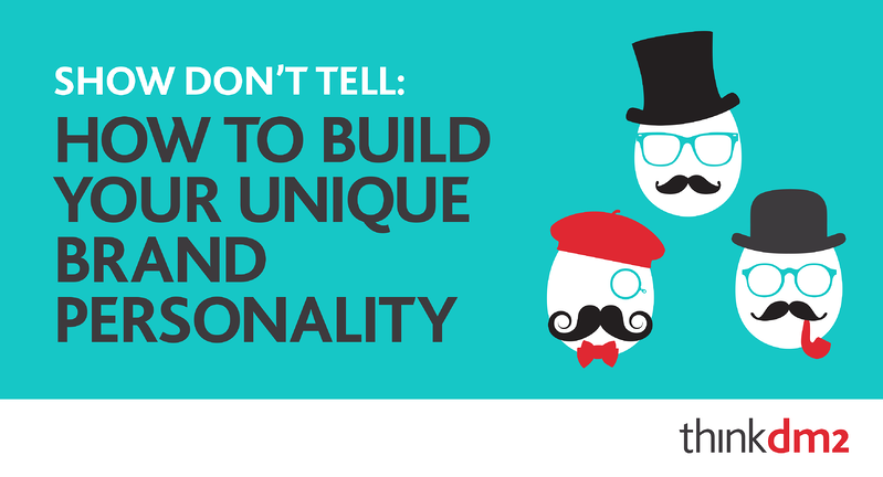how to build your unique brand personality
