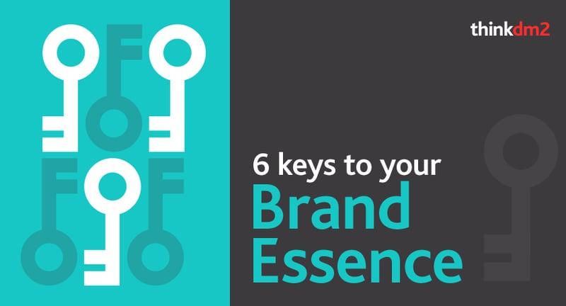 six keys to brand essence