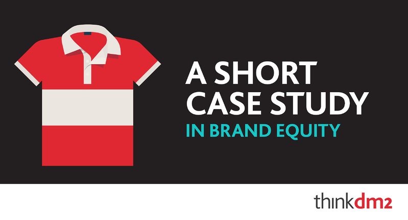 a short case study in brand equity