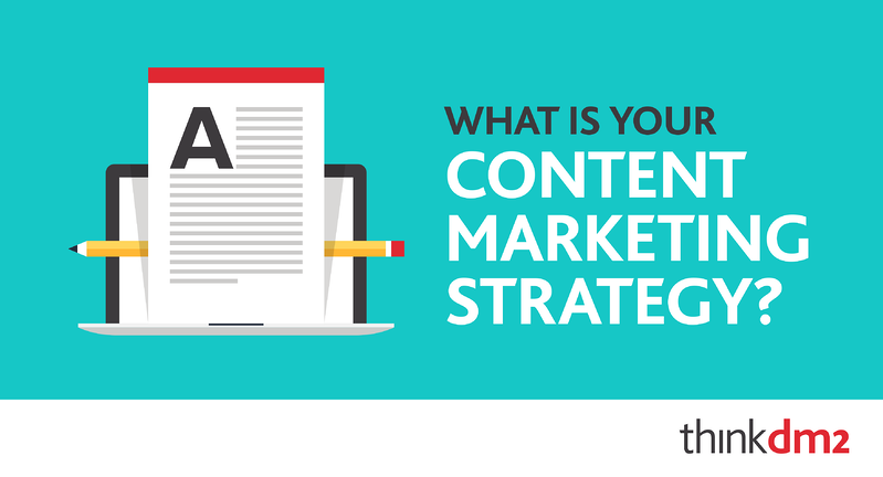 what is your content marketing strategy
