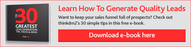 Learn How To Generate Quality Leads | Download E-book